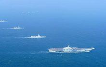 Mỹ theo sát tàu sân bay Trung Quốc