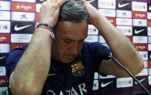 Mất ngôi vô địch La Liga, HLV Barcelona từ chức