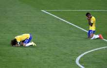 Truyền thông quốc tế chấn động trước thảm bại của Brazil