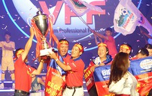 Hoành tráng đêm tôn vinh bóng đá Việt