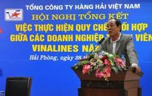 Tạm đình chỉ Phó tổng giám đốc Vinalines Vũ Khắc Từ