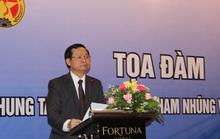 Tổng Thanh tra Chính phủ: Tham nhũng ở Việt Nam 3 năm qua ổn định