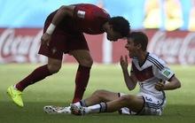 HLV Mourinho mắng Pepe sau trận thua thảm Đức
