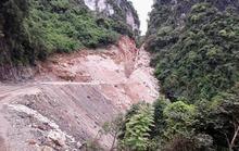 Tự ý phá núi, làm đường xâm phạm di sản Vịnh Hạ Long