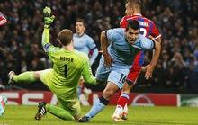Lập hat-trick, Aguero đưa Man City trở về từ cõi chết