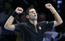 Djokovic đè bẹp Wawrinka, Cilic trắng tay