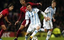 Messi nhạt nhòa ở Old Trafford, Argentina trắng tay trước Bồ Đào Nha
