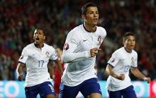 Đức chỉ ghi 4 bàn, Ronaldo giúp Bồ Đào Nha hạ Armenia