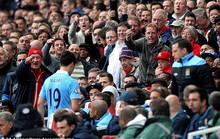 Nasri chửi fan Arsenal ngu ngốc trước trận tranh Siêu cúp Anh