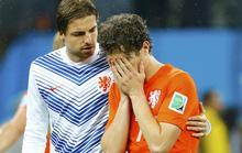 """HLV Van Gaal tiếc nuối vì không thể xài """"bảo bối"""" Tim Krul"""