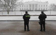 Nước Mỹ cứng người vì bão tuyết