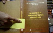 Đình chỉ phát hành cuốn sách thuộc dự án trăm tỉ đồng