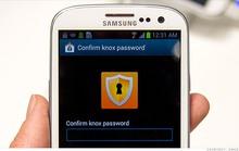 Galaxy S5 an toàn hơn với Knox 2.0