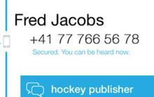 Mã hóa cuộc gọi và tin nhắn cho iPhone
