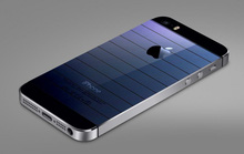 Màn hình năng lượng mặt trời từ Apple