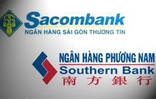 Về với Sacombank, giá cổ phiếu Southern Bank vẫn phập phù