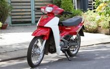 Lại thêm Suzuki RGV 120 chưa một lần lăn bánh ở Sài Gòn