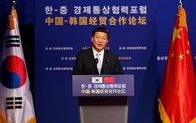 Chủ tịch Trung Quốc chọc giận Nhật tại Hàn Quốc