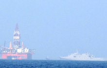 Yêu cầu rút ngay giàn khoan Hải Dương 981 khỏi cửa vịnh Bắc Bộ