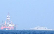 Trung Quốc duy trì 6 tàu quân sự quanh giàn khoan 981