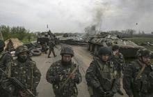 Kiev tổng lực tấn công Slavyansk