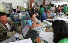 Nông dân Thái Lan an tâm