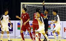 Futsal Việt Nam lần đầu thắng Thái Lan