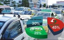 Thị trường xe taxi TP HCM: Ai cầm lái?