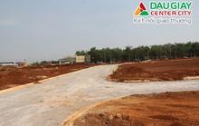 Bán 280 nền đất dự án Dau Giay Center City chỉ trong 2 giờ