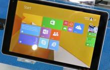Tablet Windows 8.1 đầu tiên giá chỉ 100 USD