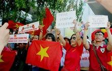 Phản đối Trung Quốc là thể hiện lòng yêu nước