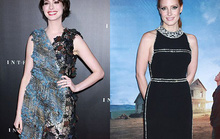 Anne Hathaway đọ dáng cùng Jessica Chastain