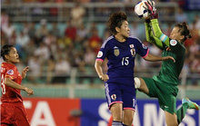 Nữ Việt Nam không thể gây bất ngờ trước Nhật Bản