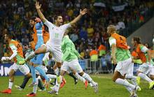Hòa Nga 1-1, Algeria làm nên chiến tích lịch sử