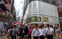 """Vì sao thị trường đồ hiệu Hồng Kông """"sa cơ""""?"""