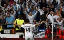 """""""Hạt đậu nhỏ"""" đưa Real Madrid vào bán kết"""