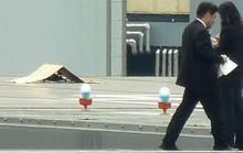 UAV dính phóng xạ đáp lên nóc văn phòng thủ tướng Nhật Bản