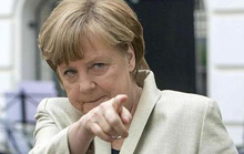 Bà Merkel vẫn là bóng hồng quyền lực nhất thế giới