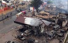 Nổ trạm xăng kinh hoàng, 78 người chết