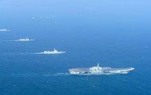 Đô đốc Trung Quốc: Có quyền đâm tàu Nhật ở biển Đông