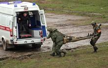 Binh sĩ Nga thảm sát đồng đội