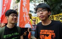 Hai thủ lĩnh sinh viên Hồng Kông bị truy tố