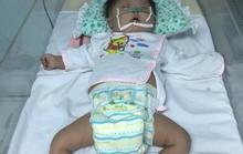 Bé gái sơ sinh mắc bệnh Down bị mẹ bỏ lại bệnh viện