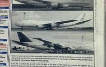 Chủ nhân 3 máy bay bị bỏ rơi không thuyết phục được quyền sở hữu