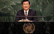 Nêu bật 3 thông điệp lớn của Việt Nam