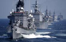 Nhật khoe sức mạnh hải quân