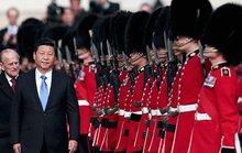 Trung Quốc xen giữa Mỹ - Anh