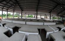 Chợ xây 55 tỉ đồng vắng như chùa Bà Đanh
