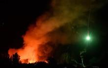 Đông Ukraine: Nổ kho đạn 3.500 tấn, 2 người chết