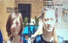 Tìm thấy 2 cô gái Việt Nam mất tích ở Los Angeles
